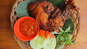 Resep Ayam Bakar Pedas Manis ala Warung Kaki Lima