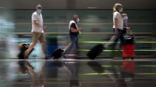 Diketahui Spanyol merupakan tujuan wisata kedua yang paling banyak dikunjungi di dunia. AP Photo/Emilio Morenatti