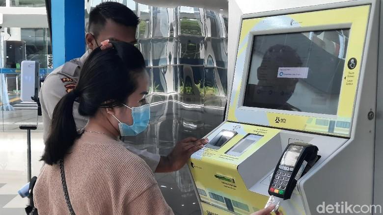 Tak Cuma Soetta, Kualanamu Juga Punya KA Bandara