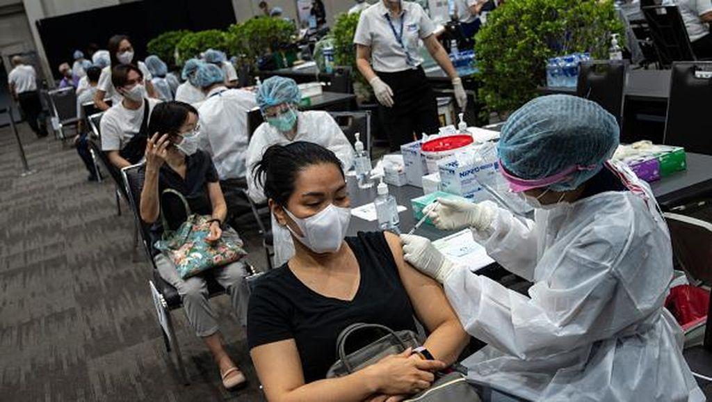 Thailand Dikritik Soal Program Vaksinasi Massal, Ini Fakta-faktanya