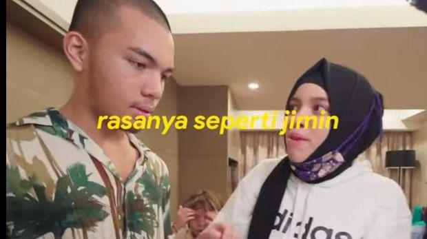 Adik Atta Halilintar Borong BTS Meal di Malaysia, Review Rasanya Bikin Geleng Kepala
