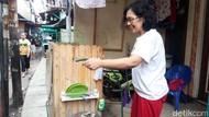 Sempat Macet Gegara Proyek Got, Pompa Air Minum Warga Tambora Kini Lancar