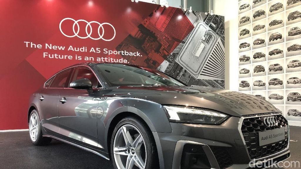 Sedan Ganteng Audi A5 Rp 1,2 Miliar