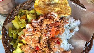5 Ayam Geprek dan Bakar Murah Meriah Rp 10.000 di Yogyakarta