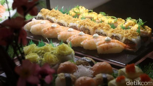 Culinary Journey di The Restaurant The Trans Luxury Hotel Bandung