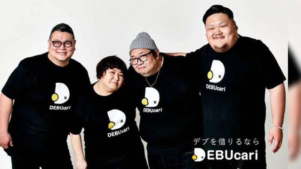 Viral Perusahaan Jepang Tawarkan Penyewaan Orang Gemuk Rp 260 Ribu Per Jam
