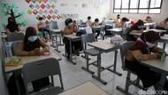 Evaluasi PTM di DKI: 7 Sekolah Ditutup, 6 di Antaranya Ada Covid