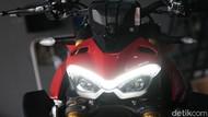 Ini Dia Suara Ducati Streetfighter V4S yang Kena Salah Tilang