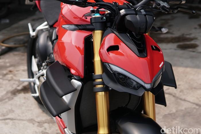 Ducati Streetfighter V4S Indonesia