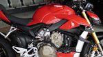 Ini Penampakan Ducati Streetfighter V4S yang Sempat Ditilang dengan Knalpot Standar
