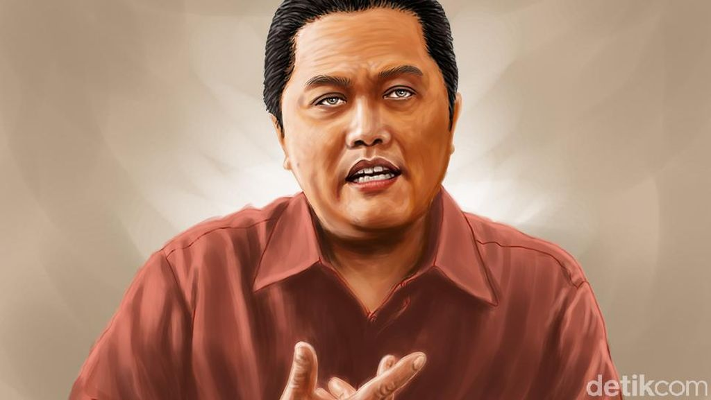 Sedot Madu Langsung dari Sarang, Erick Thohir: Ini Tes Nyali!