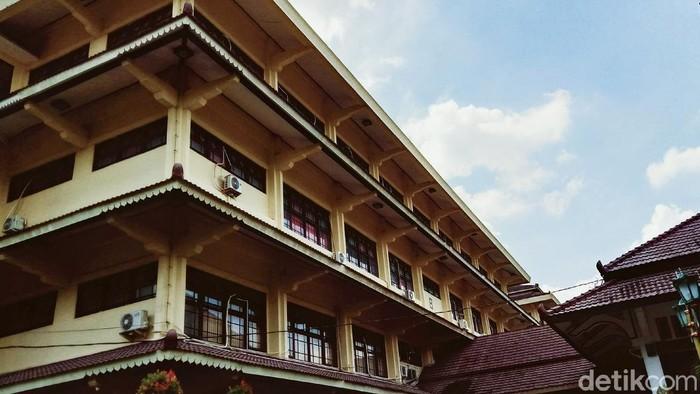 Gedung utama Pemkab Klaten tempat Badan Pengelolaan Keuangan Daerah (BPKD) berkantor