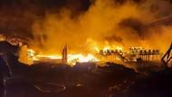 Gudang Biji Plastik di Jakbar Terbakar, Kerugian Ditaksir Rp 3 M