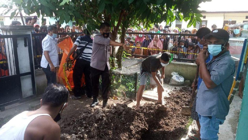 Polisi Duga Wanita Hamil Tewas di Septic Tank Dibunuh Suami
