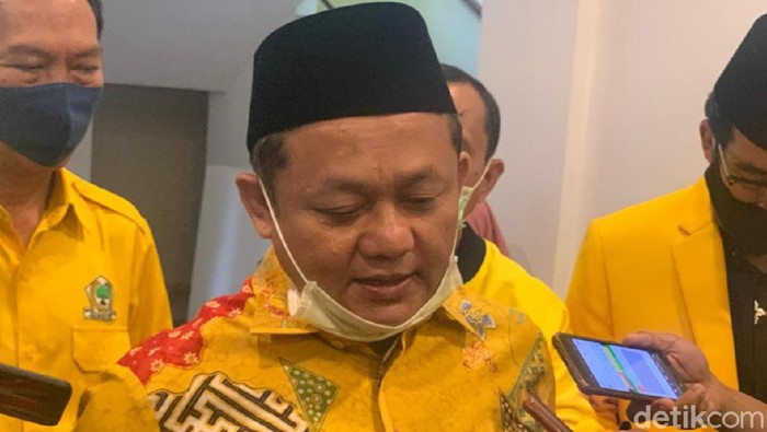 Ketua DPD I Golkar Jawa Timur Sarmuji