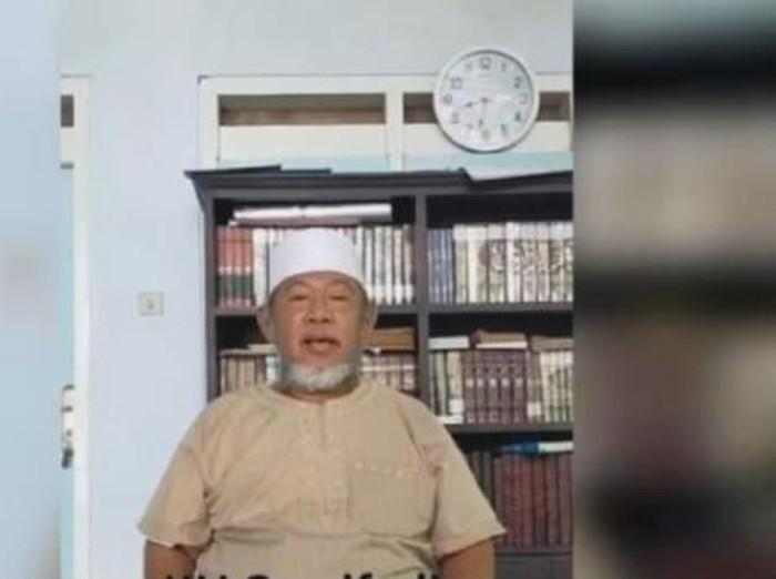 Ketua MUI Bangkalan KH Syarifudin Damanhuri