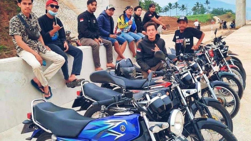 Marak Razia Knalpot Bising, Komunitas RX King: Kami Bising dari Lahir