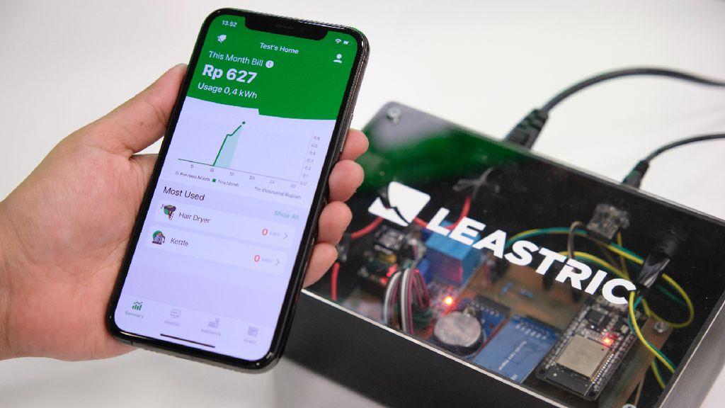 Leastric, Aplikasi Hemat Listrik Bikinan Anak Indonesia yang Dipuji Apple