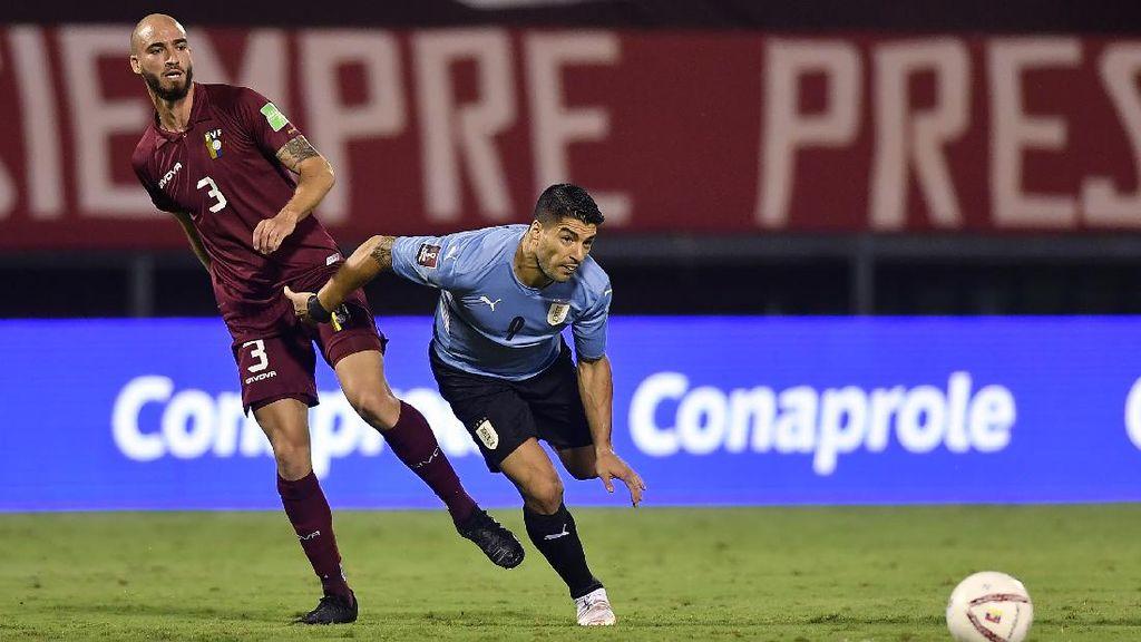 Kualifikasi Piala Dunia 2022: Venezuela Vs Uruguay Tuntas 0-0