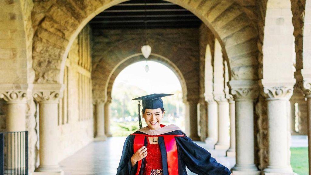 Maudy Ayunda Borong Dua Gelar S2 di Stanford University, Jurusan Apa Saja?