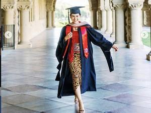 4 Pelajaran Hidup yang Dipetik Maudy Ayunda Setelah Lulus dari Stanford