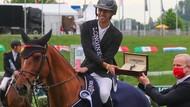 Nassar Si Pangeran Berkuda yang Bikin Putri Bill Gates Klepek-klepek