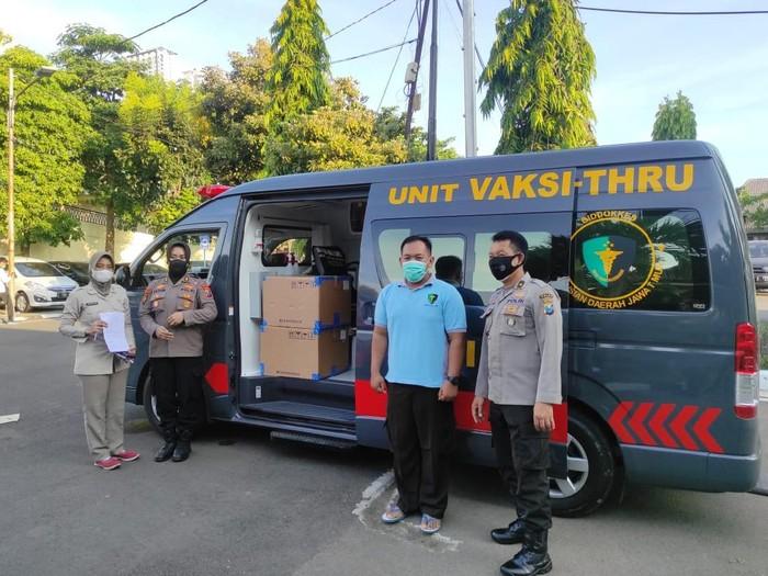 Operator Tambang Emas Kirim 1.500 Paket Swab Antigen untuk Penyekatan Suramadu