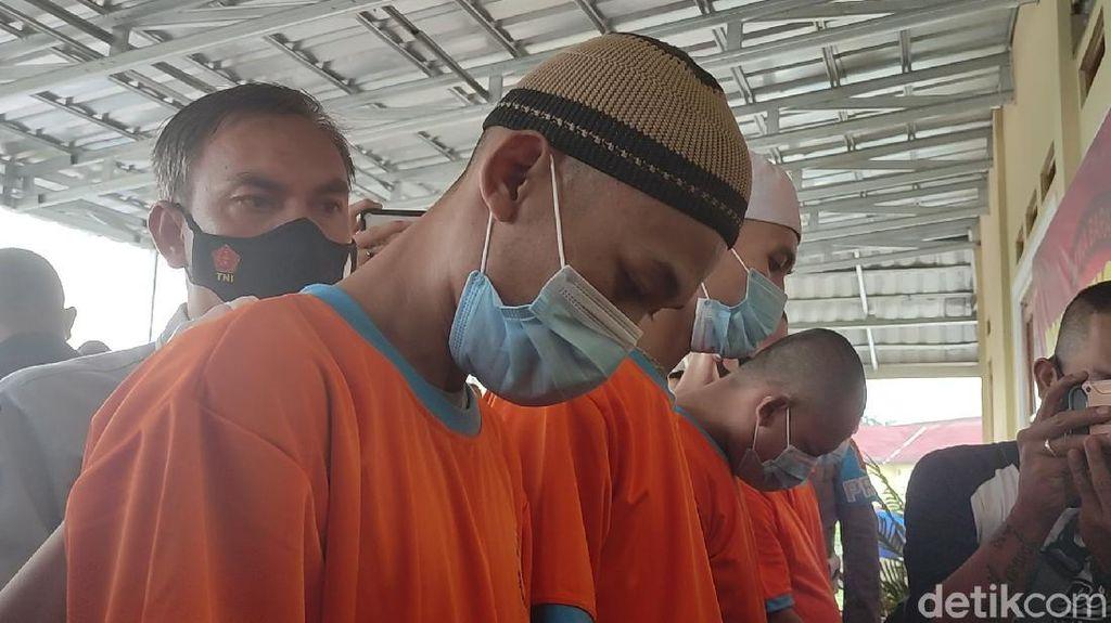 Dikendalikan Napi, Eks Kurir Paket Edarkan Ganja di Cianjur
