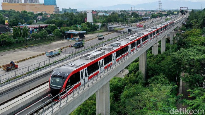 Proyek LRT Jabodebek
