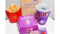 BTS Meal Mulai Dijual 21 Juni, Singapura Sudah Antisipasi Keramaiannya