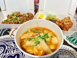 RJ Food 21 : Menikmati Tteokbokki dan Korean Chicken yang Dibuat di Kamar Kos