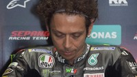 Valentino Rossi dan 10 Tahun Wafatnya Marco Simoncelli