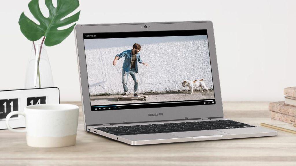 Laptop Samsung Balik Lagi ke Indonesia Lewat Chromebook 4 untuk Pelajar