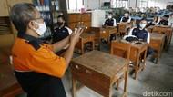 Suasana Belajar Praktek dengan Tatap Muka di SMKN 5 Jakarta