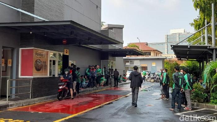 Suasana di McDonalds Salemba Jakpus