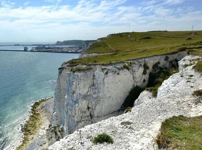 Foto Pantai Ikon Inggris yang Dijual Rp 20 Ribuan