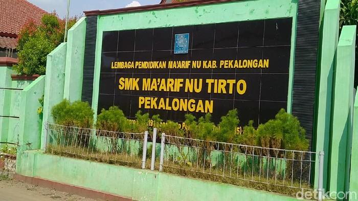 11 Guru dan 6 murid SMK Maarif NU Tirto Kabupaten Pekalongan kena Corona