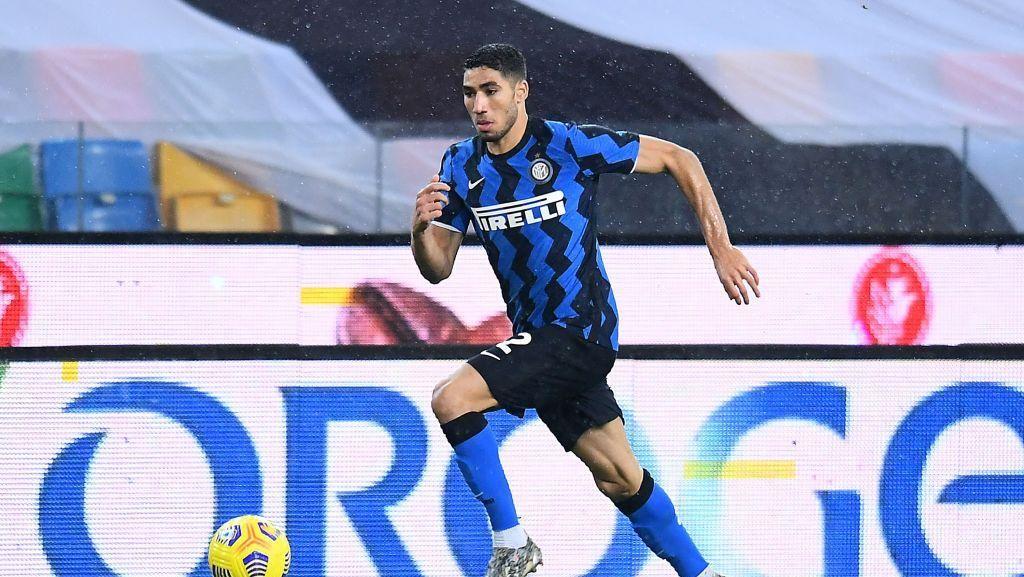 Mau Dapatkan Hakimi, Chelsea Tawarkan Duit Plus Pemain ke Inter