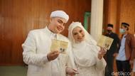 Reaksi Ameer Azzikra Dengar Istrinya Bolehkan Poligami