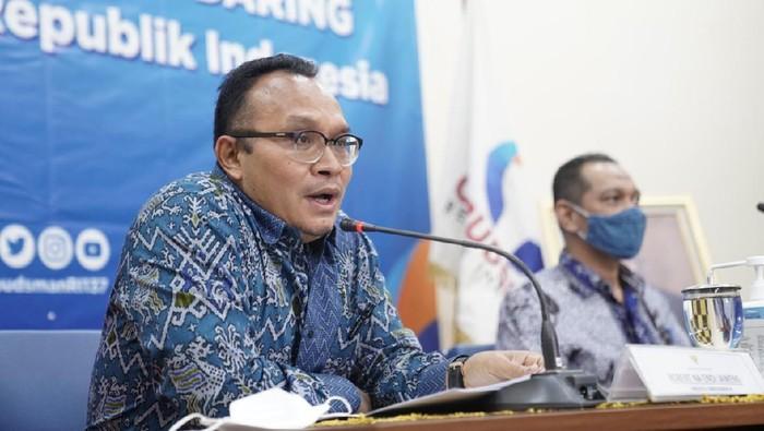 Anggota Ombudsman RI, Robert Na Endi Jaweng