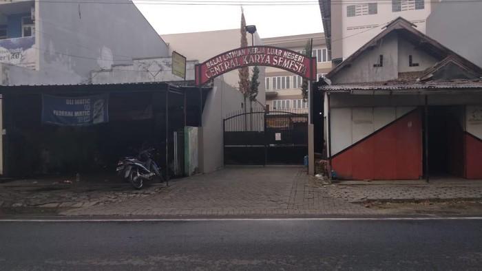 balai pelatihan kerja (BLK) Kota Malang Jalan Rajasa, Kelurahan Bumiayu, Kecamatan Kedungkandang