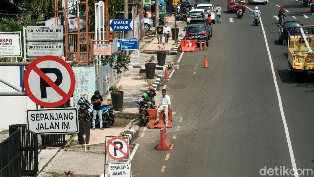 Begini Kondisi Trotoar Jalan Margonda yang Bakal Direvitalisasi