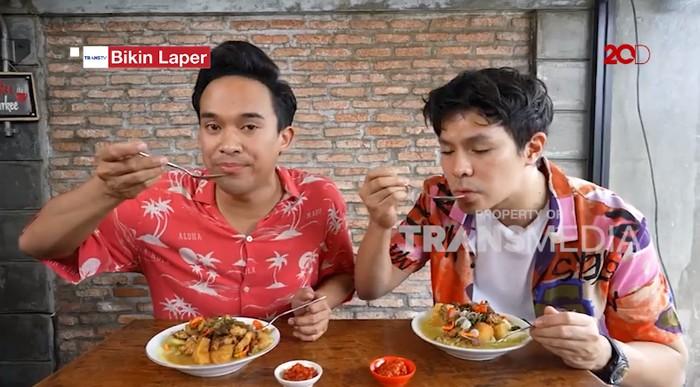 Bikin Laper; Cicip Sate Kuah Wates dan Rawon