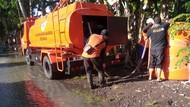 BPBD Banyuwangi Bantu Air Bersih-Makanan Ratusan Korban Terdampak Banjir