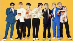 BTS Makin Tajir Setelah Luncurkan BTS Meal