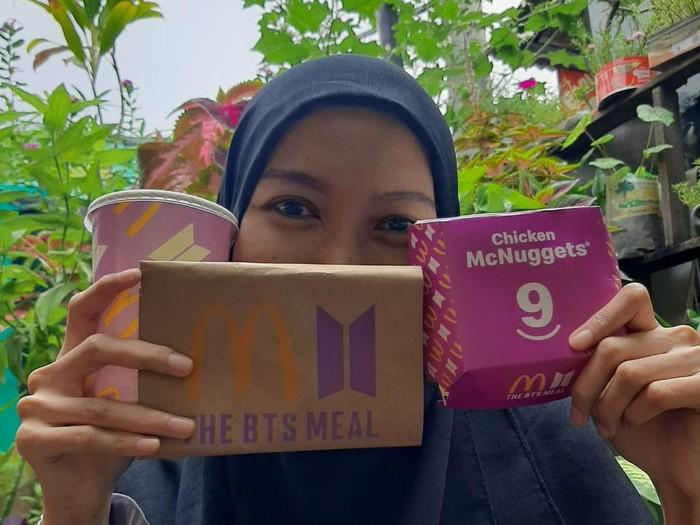 BTS Mela McDonalds