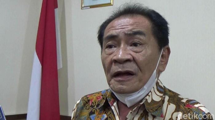 Bupati Banjarnegara Budhi Sarwono, Kamis (10/6/2021).