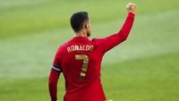Ronaldo di Euro 2020: Ngejar Rekor Gol Ali Daei itu...