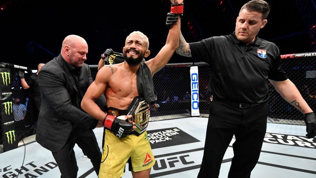 Kisah Deiveson Figueiredo: Kini Juara UFC, Dulu Koki Sushi