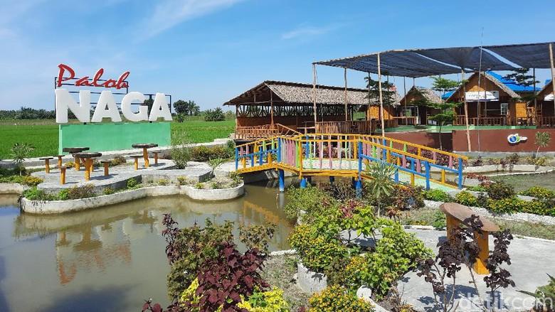 Desa wisata di Deli Serdang.